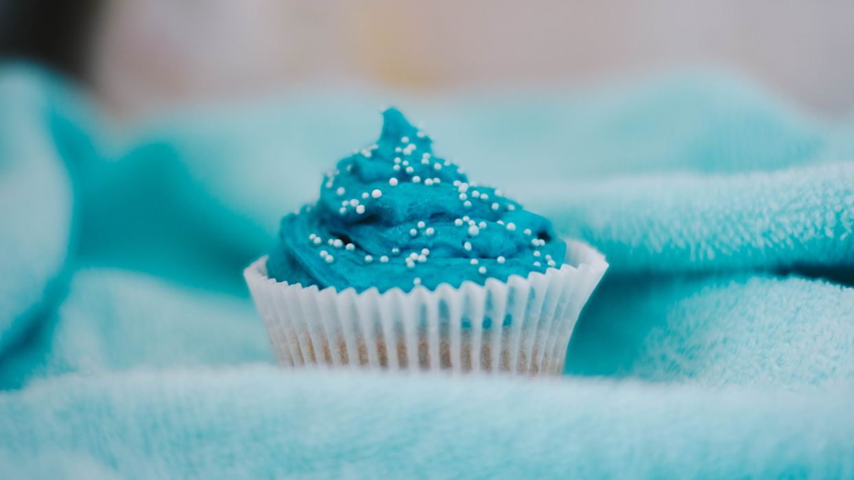 Sometimes We Take a Break and Look at Cupcakes